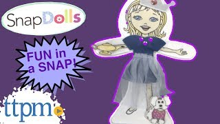 Snap Dolls from Cortex Toys