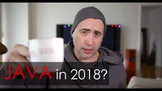 Should you Learn Java in 2018?