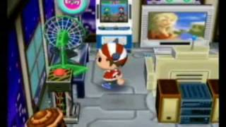 Animal Crossing Blooperz - Santa Is Mad At The AC Guy