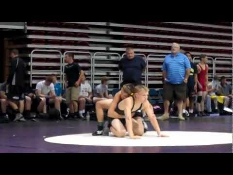 117 Collin Welcher Michigan Chubb Chubb vs Evan Schroder BC Lakeview
