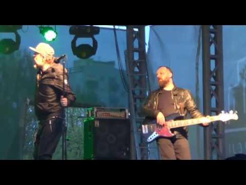Róże Europy - Rock'n'rollowcy w Pile