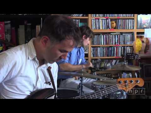 The Walkmen: NPR Music Tiny Desk Concert