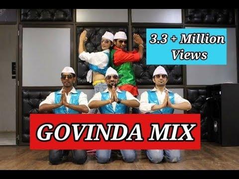 Govinda Mix (Bollywood Dance)