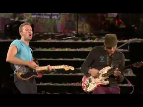 Coldplay - God Put A Smile Upon Your Face (Unstaged, 2012)