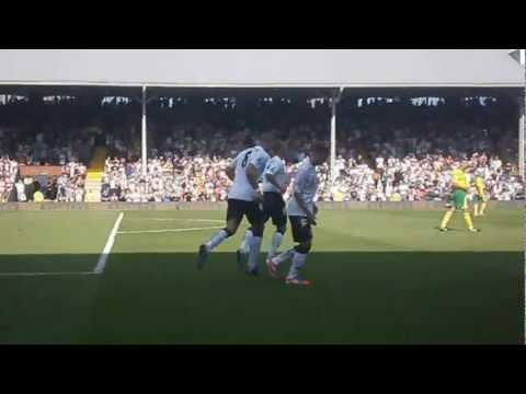 Goal Steve Sidwell vs. Norwich - 18/08/2012