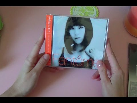 FANTÔME UNBOXING | Utada Hikaru's New Album Arrived!