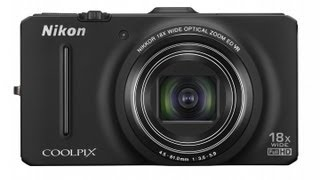 Nikon Coolpix S9300 - Introduction