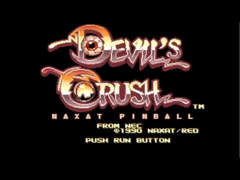 Devil's Crush - Main Stage Theme - TurboGrafx-16