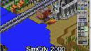 Evolution of SimCity
