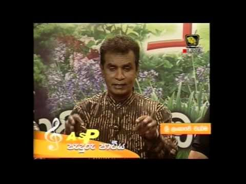 Bandu Samarasinghe Joks On Tnl Tv 2013 Part 03 By Sujeeva video