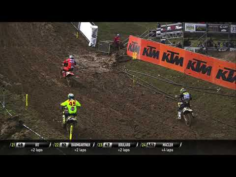 Herlings & Anstie   Battle for the lead   MXGP of Pays de Montbe�liard