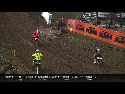 Herlings & Anstie   Battle for the lead   MXGP of Pays de Montbe�liard