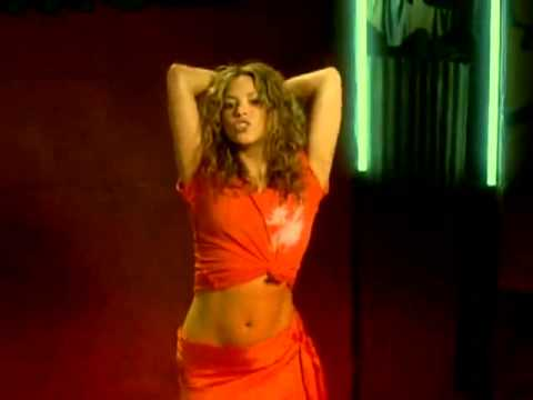 Shakira - Hips Don't Lie Ft. Wyclef Jean (official Video) video