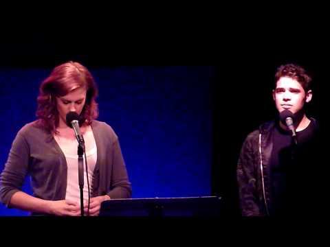 Jeremy Jordan & Victoria Matlock - Snapshot in My Memory 02/01/10