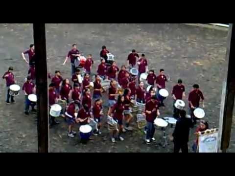 Banda Escuela Los Lagos de Heredia 2011 La fortuna de San Carlos