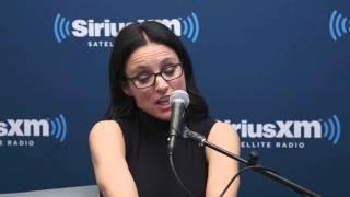 What's Julia Louis-Dreyfus' favorite Veep one-liner? // SiriusXM // Entertainment Weekly Radio