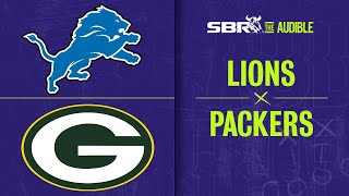 Lions vs Packers Week 6 Game Preview | Monday Night Football Predictions & Betting Odds
