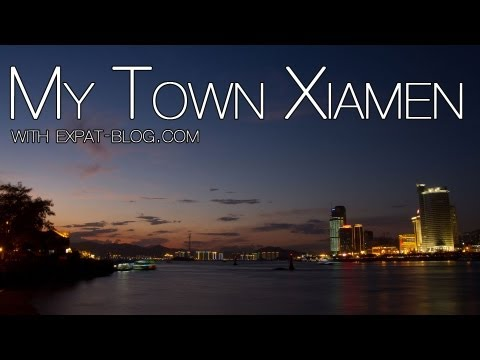 My Town Xiamen with expat-blog.com
