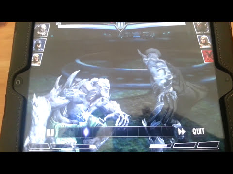 Injustice (SPOILER) iOS / Android Ares GAMEPLAY