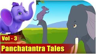 Famous Panchatantra Tales - Vol 3