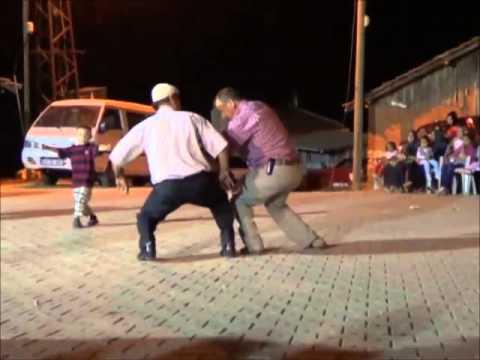 Cezayir oyunu Harmancık  Saçaklı mahallesi