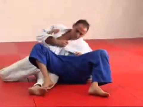Judo Ground work techniques Image 1