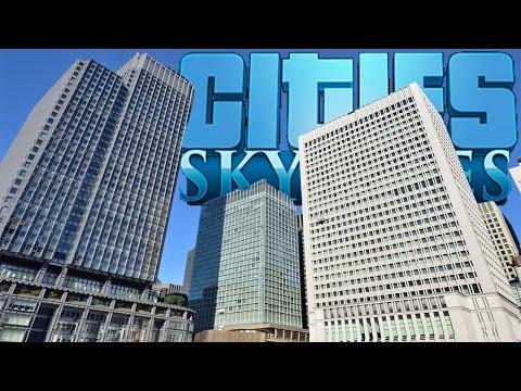 ��ʬ�������������!! - Cities Skylines �¶��ץ쥤
