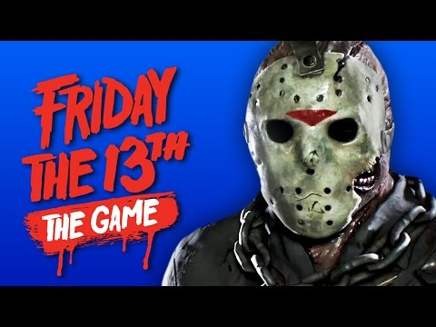 JASON IS OP! | Friday The 13th: The Game - Beta #2 (ft. H2O Delirious, Ohm, & Streamers)