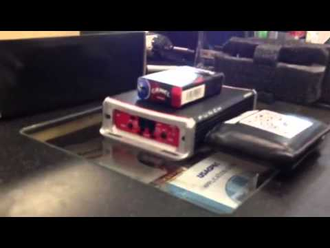 Rockford Fosgate PBR300X4 PBR300X! Worlds SMALLEST CAR AMP!