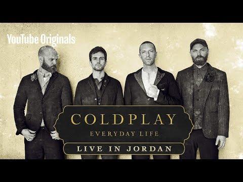 Download Coldplay: Everyday Life - Live in Jordan, Coming Nov 22 Mp4 baru