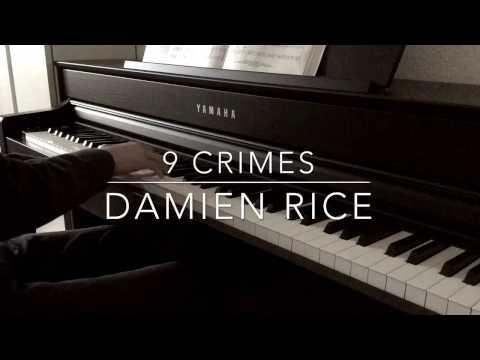 Damien Rice - 9 Crimes - Piano Cover - BODO
