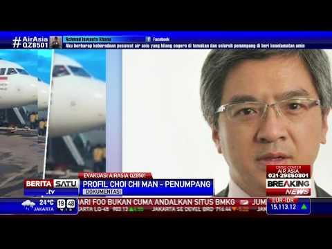 Profil Penumpang AirAsia QZ8501