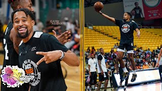 HILARIOUS Charity Basketball Event..I Got Exposed!!