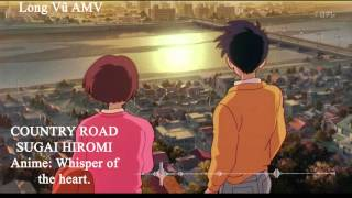 Country road - Sugai Hiromi