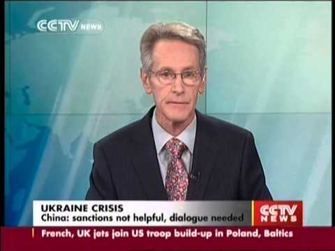 China opposes use of sanctions in resolving Ukraine crisis