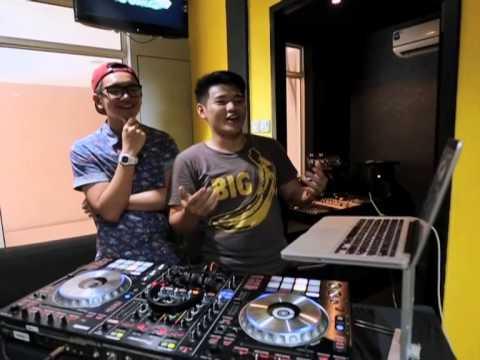 Dopespinners Dj School Jakarta Indonesia  -the Celebrity - Eps 21   Rtv video