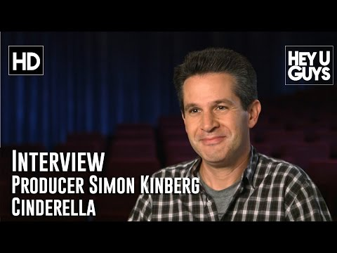 Producer Simon Kinberg Interview - Cinderella