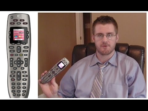 Logitech Harmony 650 Universal Remote Review