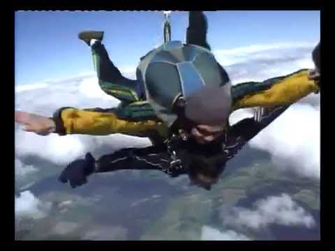 Rohit Roy Skydiving Nagambie Video