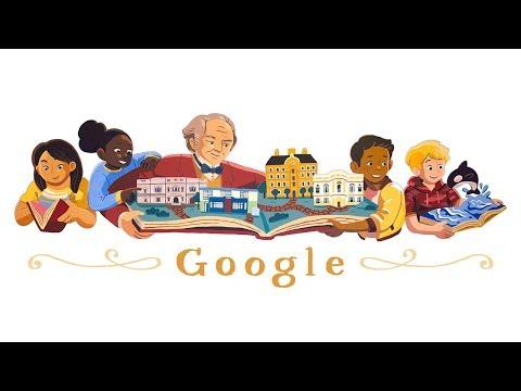 Behind the Doodle: Celebrating George Peabody