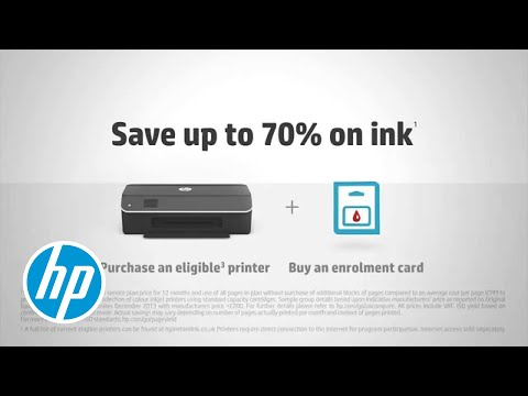 An Introduction to HP Instant Ink