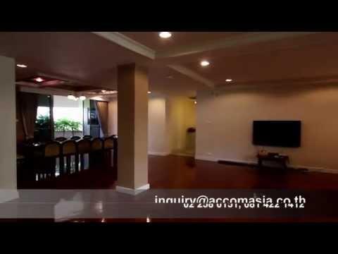 Low rise condo Rent 80K. Ruamrudee – Ploenchit BTS., Bangkok