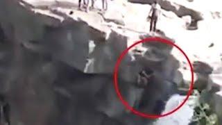 Selfie alert: Man died after falling from waterfall while posing for selfie