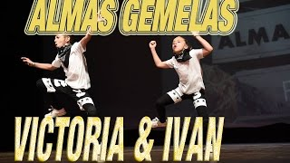 Almas Gemelas - The flow Championship 2015