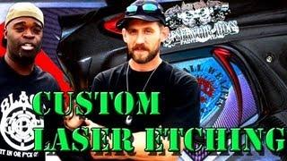 PAINTBALL GUN Laser Etching!!!!