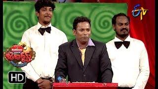 Kiraak RP Performance   Jabardasth    10th May 2018    ETV  Telugu