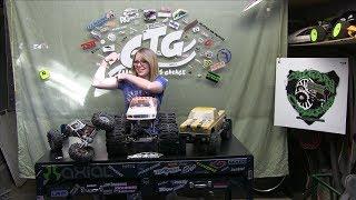 Crawler Teds Garage - Giveaway #3 Winner !!