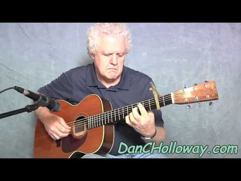 Desperado - Acoustic Fingerstyle Guitar Arrangement - The Eagles video