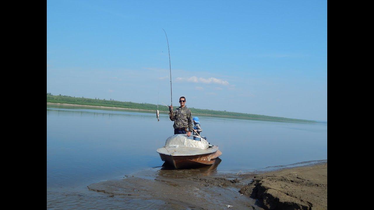 любительская рыбалка в рыбинске