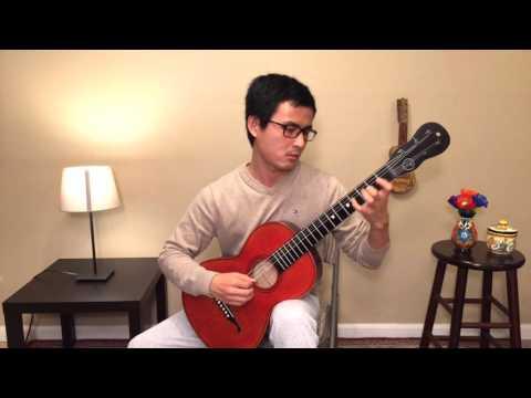 Luigi Legnani - Capriccio 21 Op 20